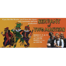 2017 NWFSC Servant of Two Masters