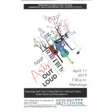 2019 NWFSC Arts Out Loud