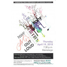 2018 NWFSC Arts Out Loud