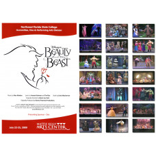 """2009 """"Beauty and the Beast"""""""